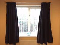 Navy Blue John Lewis Curtains