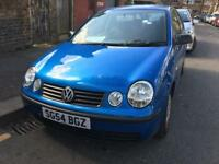 Volkswagen polo 1.2 Manual (SPARES OR REPAIR) EXTREMELY LOW MILEAGE