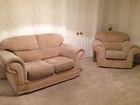 3 piece suite for sale.