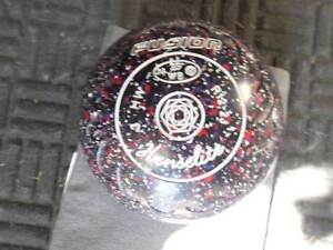 HENSELITE FUSION LAWN BOWLS SIZE 3  HVY Epping Whittlesea Area Preview