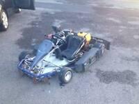 Honda 250cc race kart £250ovno