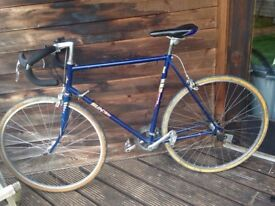 Vintage Raleigh Sun Solo Bike