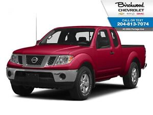 2014 Nissan Frontier PRO-4X 4WD