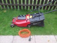 Mountfield Princess 14 Electric Lawnmower
