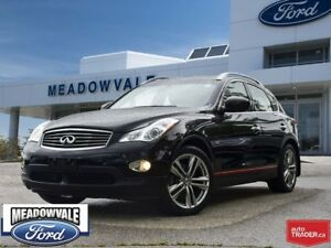 2014 Infiniti QX50 JOURNEY,NAVIGATION,LEATHER,SUNROOF