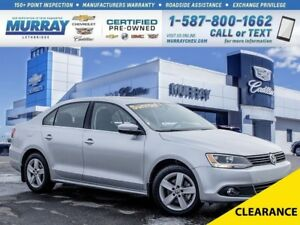 2014 Volkswagen Jetta Comfortline**Sunroof!  Heated Seats!**