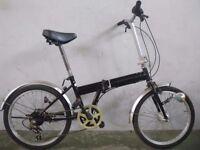 Folding bike 2684A