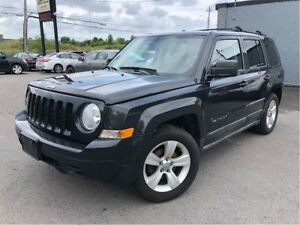 2011 Jeep Patriot Sport/North NICE LOCAL TRADE IN!!