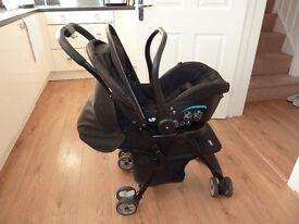 Joie Car Seat and Buggy