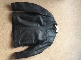 Richa Cafe motorcycle jacket