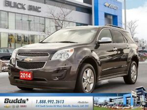 2014 Chevrolet Equinox 1LT 0.9 % FINANCING FOR 24 MTHS