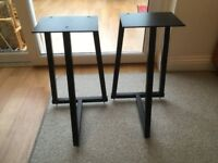 Two Speaker Stands