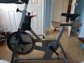Exercise bike The Schwinn IC Pro indoor Cycling Bike