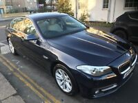 BMW 520D 2015 £20 YEAR ROAD TAX BEAUTIFUL CAR NO ISSUES 4 BRAND NEW WINTER TYRES