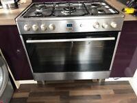 Range flavel cooker