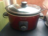 Breville 4.5L slow cooker