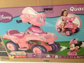 Disney quad bike