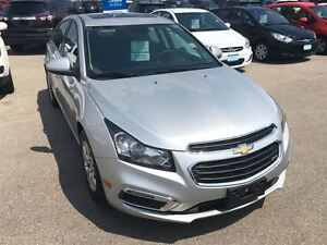 2016 Chevrolet Cruze LT ~ SUNROOF ~ REMOTE START London Ontario image 7