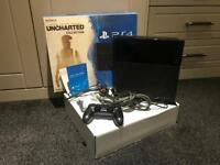 PS4 with 2TB HDD (upgraded)