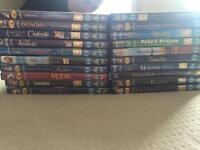 Disney classic dvds
