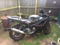 Honda CBR600F4i 2001-2002