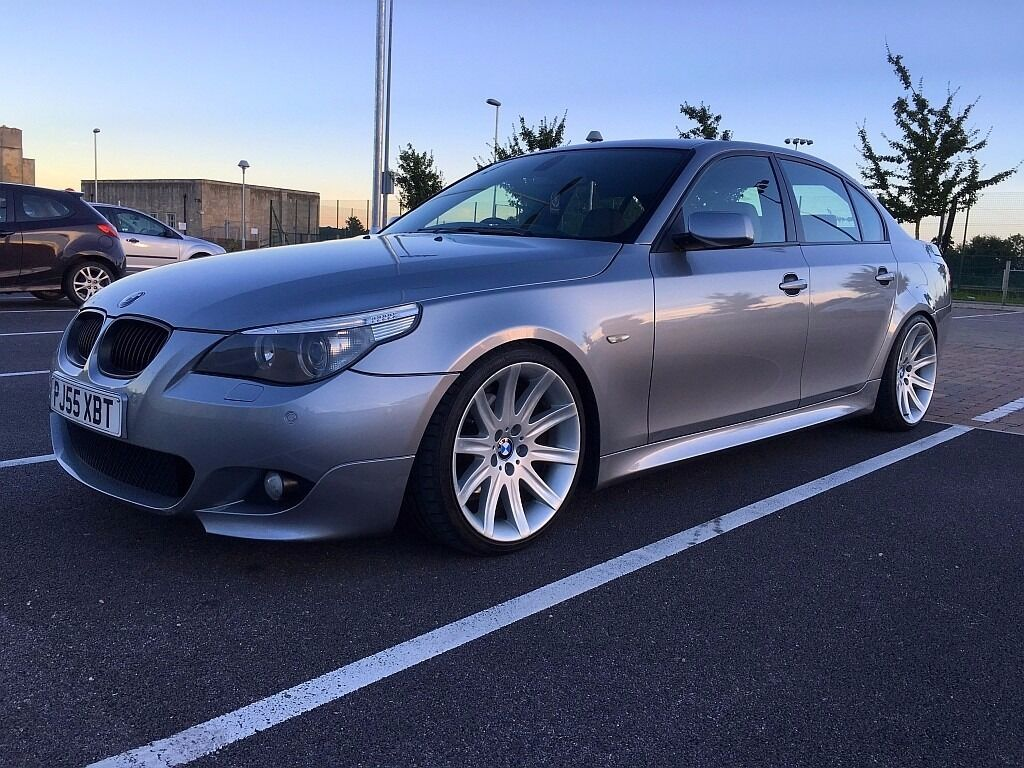 Bmw 5 Series 525d M Sport Start Amp Stop 19 Alloys Style 95 7