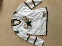 Mens XL Dallas Stars Hockey Top