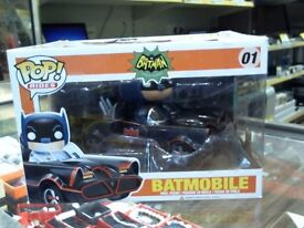 POP RIDES BATMAN