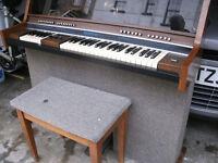Vintage Baldwin Fun Machine organ drum synthezizer
