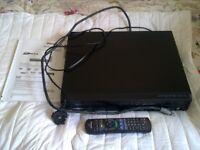 Panasonic DVD recorder Model DMR-EZ49VEB