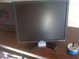 19 inch dell computer monitor