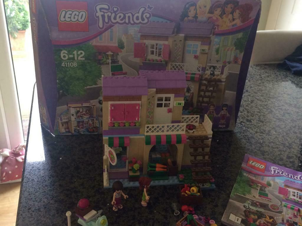 Lego Friends Heartlake Food Market In Drayton Norfolk Gumtree