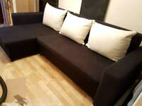 Corner Sofa Bed. Was £650 now only £260. *Free Delivery*