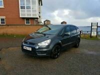 2008 FORD SMAX 7 SEATER ZETEC 2.5 TURBO PETROL MANUAL WITH 110000