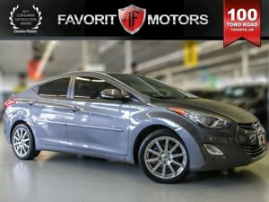 2012 Hyundai Elantra Limited, Leather, Sunroof, Bluetooth