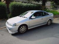 Vauxhall astra bertone coupe 2.2 with mot only £200