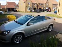 Vauxhall Astra Twin Top 1.8L Sport Automatic