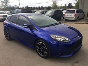 2014 Ford Focus ST/ HATCH BACK/ 252 HP/ MANUAL