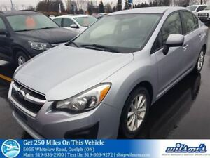 2014 Subaru Impreza 2.0i TOURING AWD! HEATED SEATS! BLUETOOTH! C