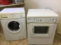 Washing Machine and Tumble Dryer Free