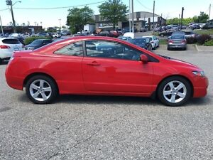 2010 Honda Civic LX SR Coupe 65KM'S Sunroof Alloys RearSpoiler Kitchener / Waterloo Kitchener Area image 9