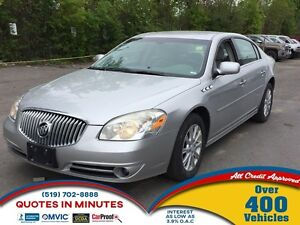 2011 Buick Lucerne CX   FRESH ON THE LOT   MUST SEE