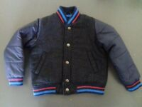 Boys jacket 4-6 years