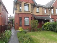 3 bedroom semi detached house, immaculate condition. Must be seen available immediately