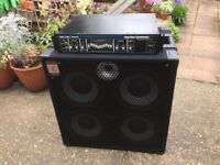Hartke Systems HA3500 350 watt bass amp