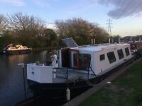 Beautiful Barge for sale