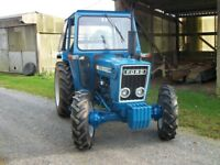 tractor ford 4wd