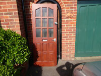 Mahogany Solid Wood Front Door