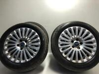 Ford Focus / Transit Connect / Mondeo Alloy Wheels