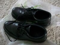 Dr Martens Industrial Safety Shoes
